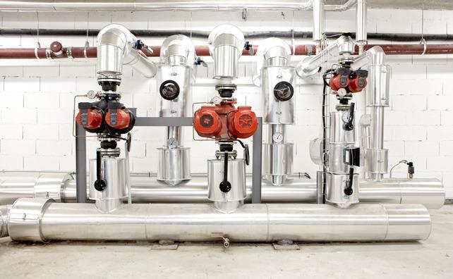 Climatair - Boucle d'eau 2 et 4 tubes